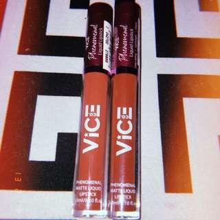 Phenomenal Liquid Lipstick - Hanash & Chenelyn