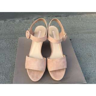 Charles & keith wedges new