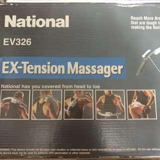 樂聲牌 健身按摩器 Massager