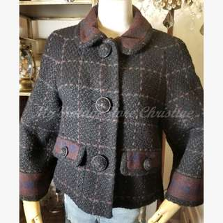 (20% Off) Chanel 2015 Tweed Jacket