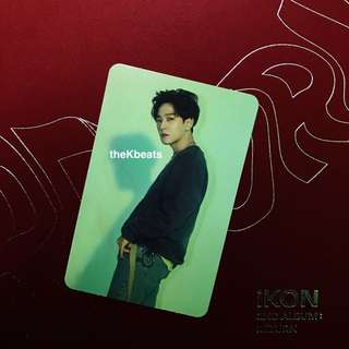 WTT/WTS iKON RETURN ALBUM ( DONGHYUK PC)