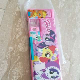 Pony pencil box - BN