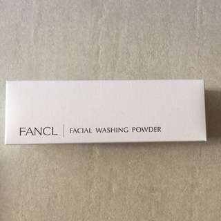 Fancl Facial Washing Powder 50g