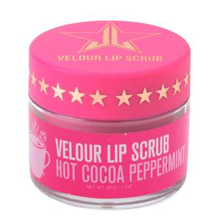[SOLD OUT] [SALE] Jeffree Star Cosmetics Velour Lip Scrub (Hot Cocoa Peppermint)