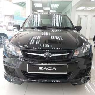 New Proton SAGA 1.3 CVT STD (MT)
