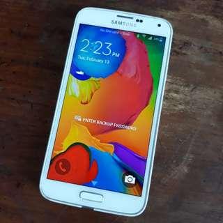 Samsung S5 LTE 16gb