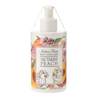 Japan Disneystore Disney Store Miss Bunny & Thumper Natural Rudy Liquid Soap