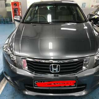 Honda Accord 2.4A