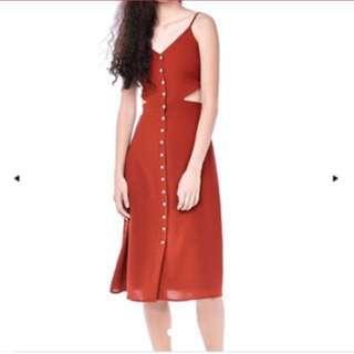 TEM Shianne Cut-Out Dress