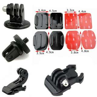 GoPro Mounts & Adapters