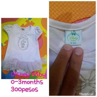 Baby Disney onesies