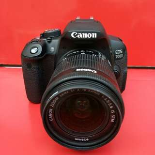 FOR SALE - CANON EOS 700D PACKAGE
