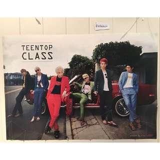 [POSTER] TEEN TOP CLASS