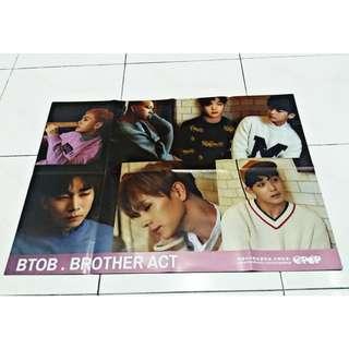 BTOB poster