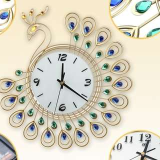 STYLISH PEACOCK WATCH WHILE STOCK LAST PREORDER ITEM!