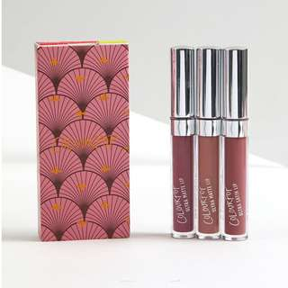(PRE-ORDER) OUT AND ABOUT LIQUID LIP BUNDLE