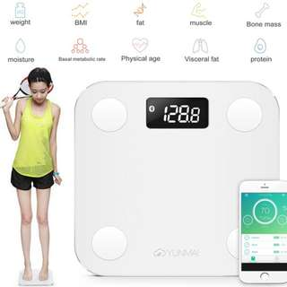 Yunmai Mini Smart Scale (White)