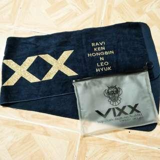 VIXX OFFICIAL TOWEL