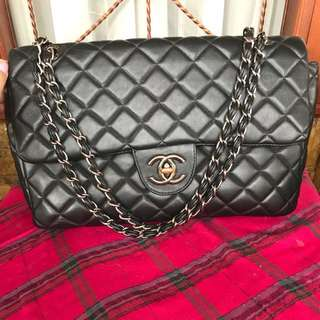 SALE..SALE!! CUCI GUDANG JUAL MURAH CHANEL BAG LEATHER