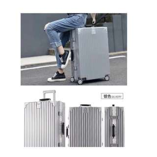 20 吋 T 角鋁鎖行李箱 T Angle Aluminium Lock Suitcase