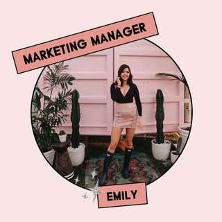 Emily, Marketing Manager