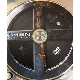 BRAND NEW DVD - X-MEN APOCALYPSE (ORIGINAL USA IMPORT CODE 1)