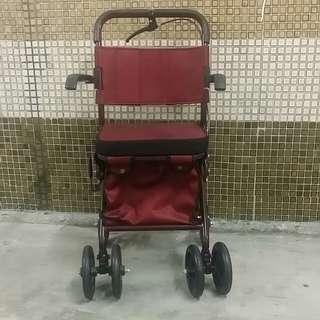 輪椅購物車 wheelchair for shopping