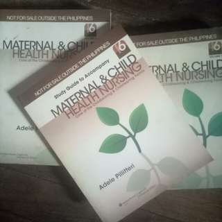 Nursing Book Maternal & Child Health Nursing