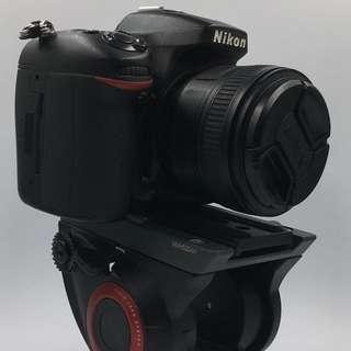 Nikon D7100 (body only) SC70k