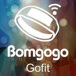 Bomgogo - Gofit Lite Bluetooth 4.0 Health Bracelet - Small | Smart | Lite | Fashion - Pedometer + Sleep monitor + Remote Camera