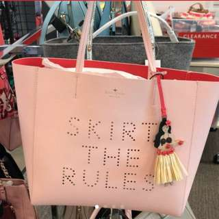 Kate Spade Tote Bag (Hawaii Special Edition)