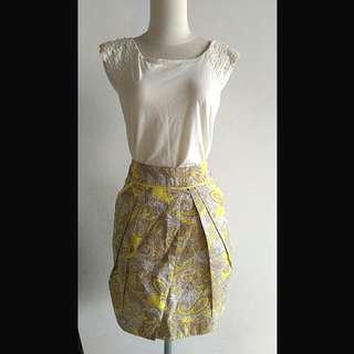H&M - Batik Span Skirt