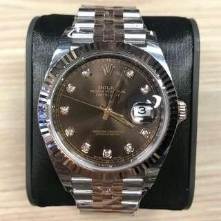 Rolex 126331G Choco Jub