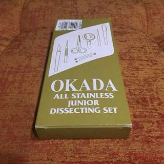 OKADA Dissecting Kit