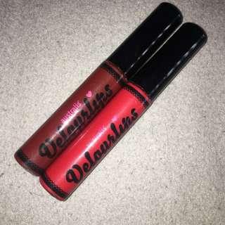 x2 Liquid Lipsticks
