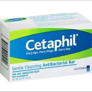 Cetaphil Antibacterial Soap