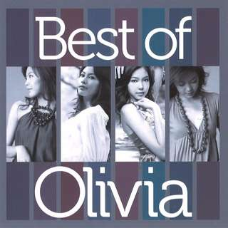 Best of olivia cd