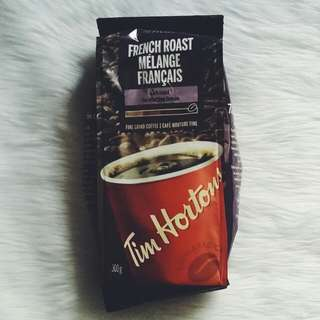 Tim Horton's French Roast Coffee