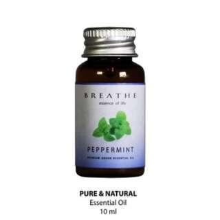 Breathe Peppermint Essential Oil