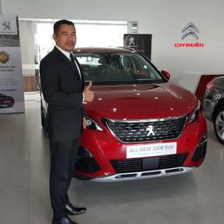 PEUGEOT 3008 SUV (FULLY IMPORT)