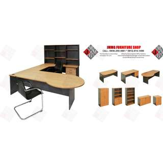 Custom Made ( Office Desk.Cabinet ) Office Furniture