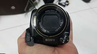 SONY HDR-XR520