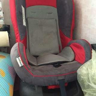 Baby car sit