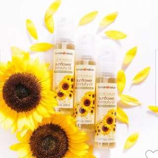 Sunflower Beauty Oil (50ml)