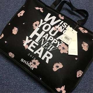 最後1個 Snidel 日本福袋 2018