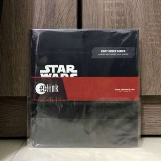 Limited Edition Star Wars EZ link Cards - 4 in 1 set