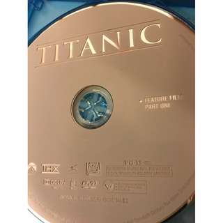 BRAND NEW DVD- TITANIC (ORIGINAL USA IMPORT CODE 1)