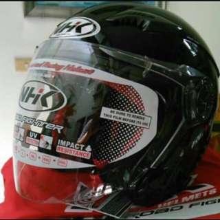 Helm half-face , Merk NHK Reventor