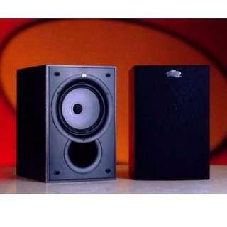 KEF Q15 Bookshelf Speakers good reviews nt Monitor audio, bose, klipsch, B&W, Mission
