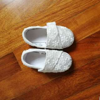 Mothercare Lace pram shoes